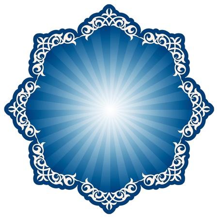 Vector of traditional Persian-Arabic-Turkish-Islamic Pattern Stock Vector - 19115539