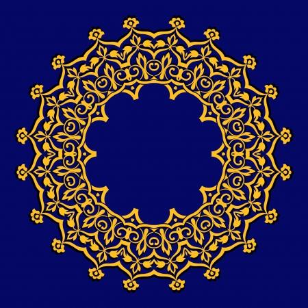 affluence: Patr�n persa �rabe-turco-isl�mica tradicional