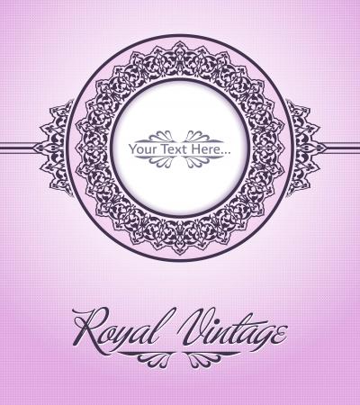 Royal Card Stock Vector - 19328873