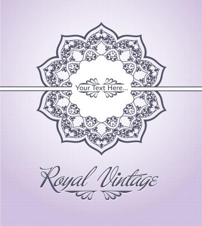 plenitude: Royal Card Illustration