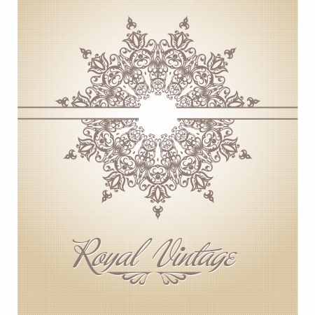 Royal Card Stock Vector - 19694739