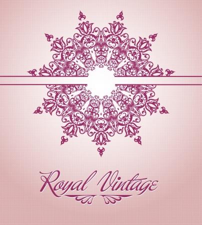 Royal Card Stock Vector - 19694722