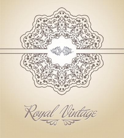 Royal Card Stock Vector - 19694740