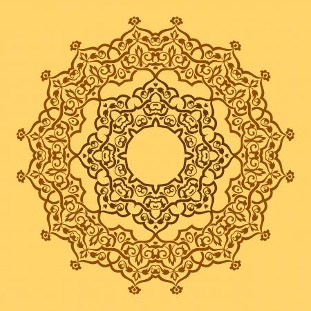 라운드 패턴