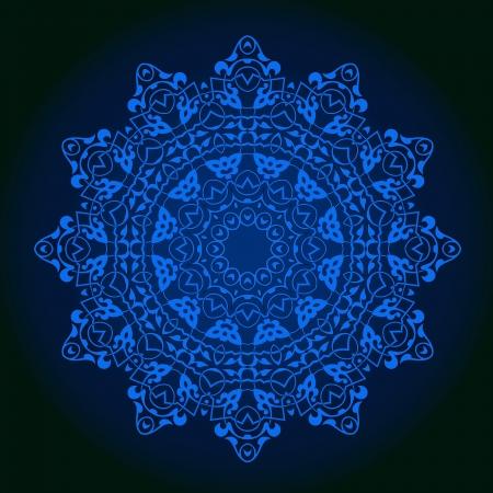 Vector of traditional Persian-Arabic-Turkish-Islamic Pattern Stock Vector - 21317630