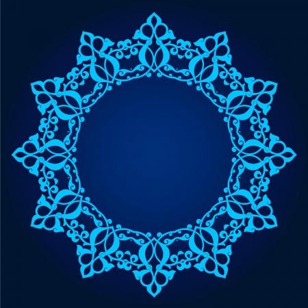 Vector of traditional Persian-Arabic-Turkish-Islamic Pattern Stock Vector - 21317637