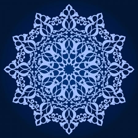 affluence: Vector de patr?n persa-?rabe-turco-isl?mica tradicional Vectores