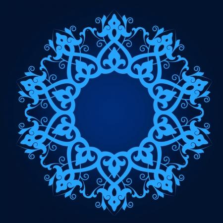 Vector of traditional Persian-Arabic-Turkish-Islamic Pattern Stock Vector - 21317649