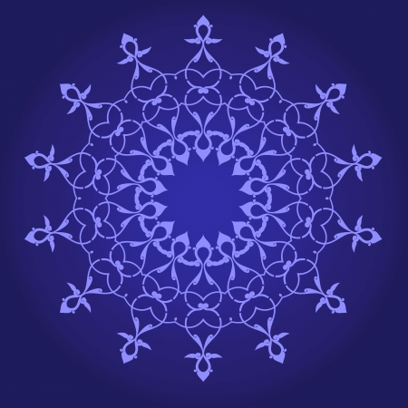Vector of traditional Persian-Arabic-Turkish-Islamic Pattern Stock Vector - 21542961