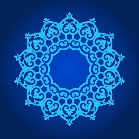 Vector of traditional Persian-Arabic-Turkish-Islamic Pattern Stock Vector - 21542997