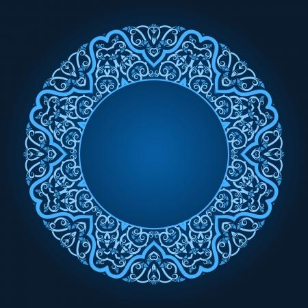 Traditional Persian-Arabic-Turkish-Islamic Pattern Stock Vector - 25322380