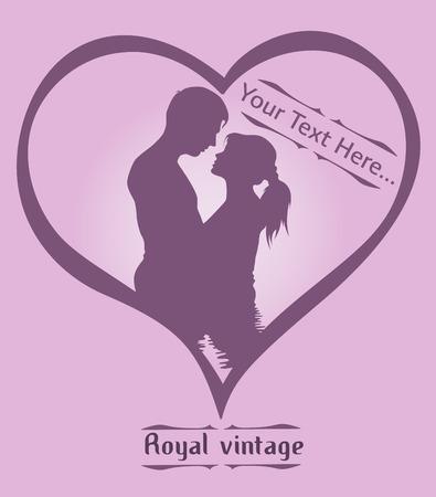 バレンタインのための純粋な愛