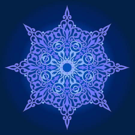 opulence: traditional Persian-Arabic-Turkish-Islamic Pattern