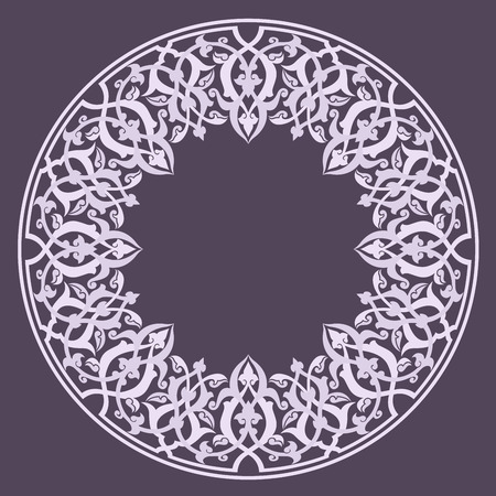 round pattern