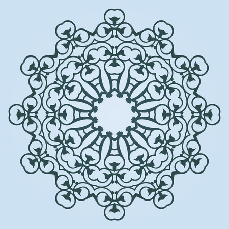 traditional Persian-Arabic-Turkish-Islamic Pattern