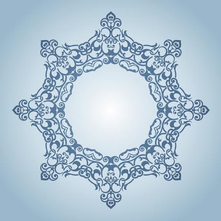 traditional Persian-Arabic-Turkish-Islamic Pattern