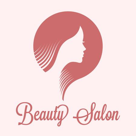 Schöne Frau Gesicht. Geeignet für die Mode- und Beauty-Salon