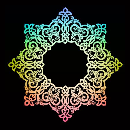 round: round pattern