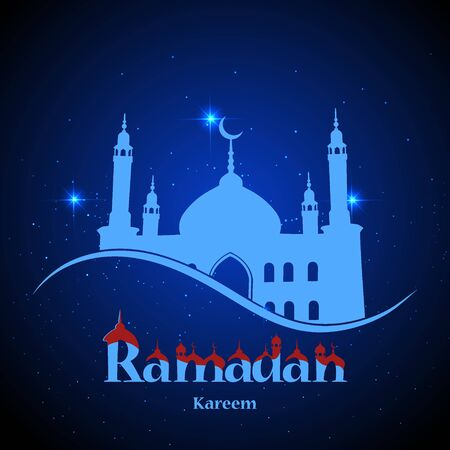 traditional pattern: ramadan kareem