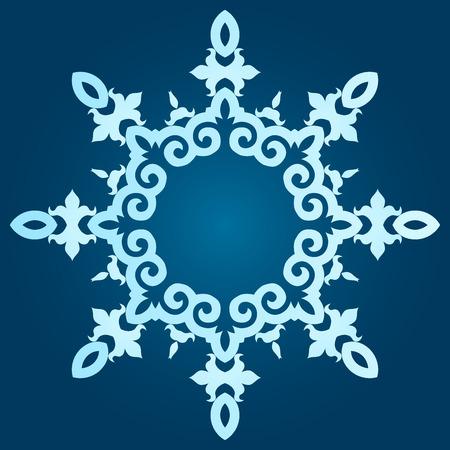 dark blue background with pattern.
