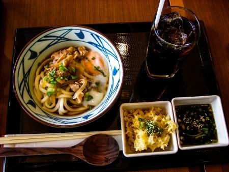 Udon Japanese Noodle photo