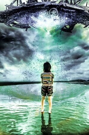 invasion: Looking for World of Destruction   Alien Invasion