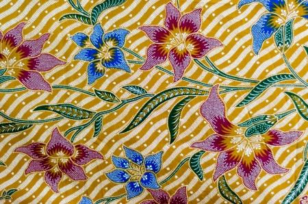 sarong: Pattern and Batik Textile