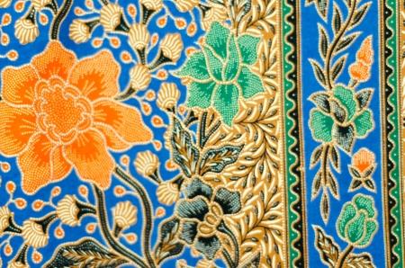Pattern and Batik Textile