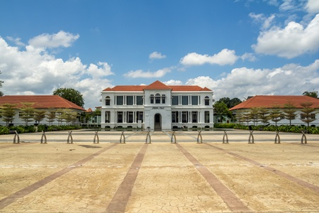 pahang: Sultan Abu Bakar Museum located at Pekan, Pahang, Malaysia