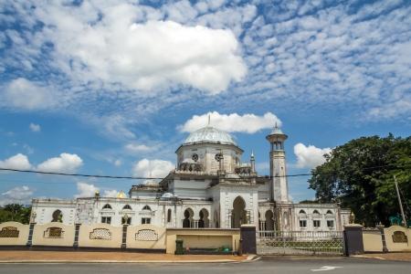 pahang: Abdullah Mosque in Pekan, Pahang, Malaysia