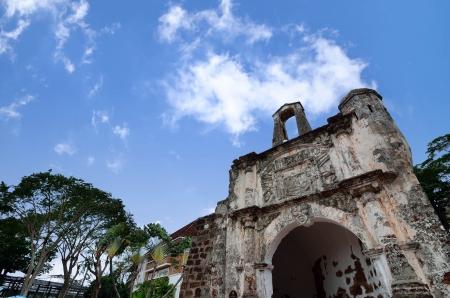The Ancient Fortress, A Famosa at Malacca photo