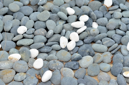 A heap of pebbles photo
