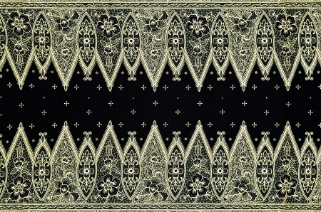 batik: Pattern for traditional clothes malaysia include batik Stock Photo