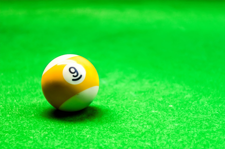 9 ball: 9 Pool Ball