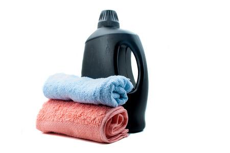 chemical peels: Car wash Foam and towel