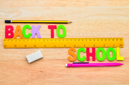 Back to school concepts photo