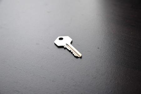 reside: Key of success Stock Photo