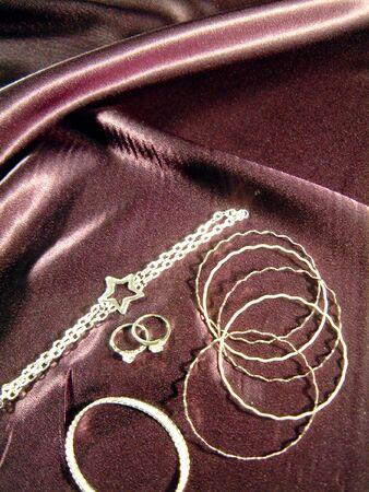 jewellery variety Stok Fotoğraf