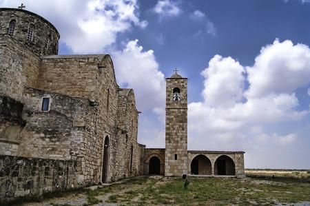 Belltower in Cyprus