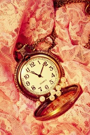 pocket: Vintage pocket watch