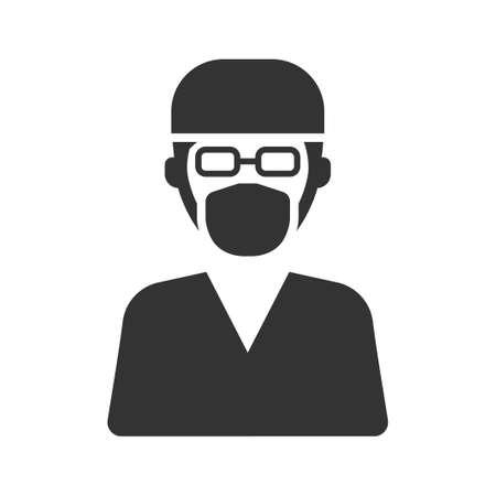 Surgeon icon Çizim