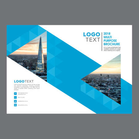Corporate Modern Brochure Design Template