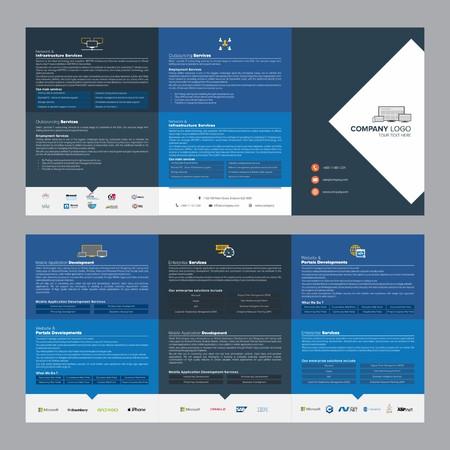 IT-bedrijfsbrochure