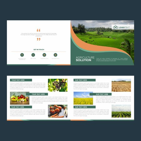 Agriculture Corporate Brochure