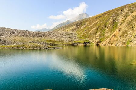 Beautiful Lulusar Lake