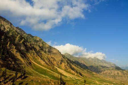 Beautiful Moutains Landscap Фото со стока