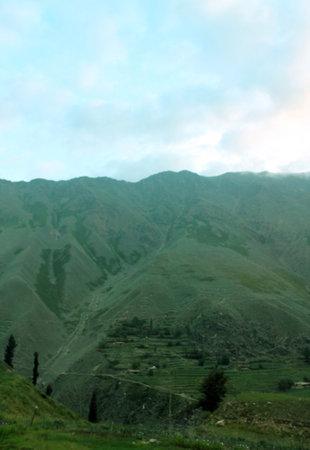 Beautiful Landscape Mountains View