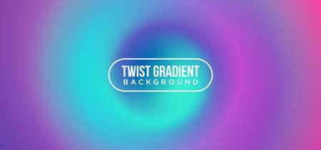 Twist Gradient Background