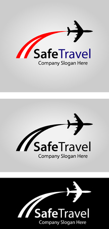 airlines: Airlines logo was made for your travel agency, airlines company, any travel themed website, promotional poster or similar.