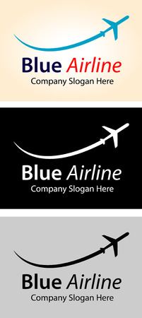 tour operator: Airlines logo was made for your travel agency, airlines company, any travel themed website, promotional poster or similar.